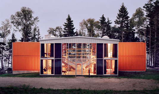 Building Storage Container Homes 535 x 317